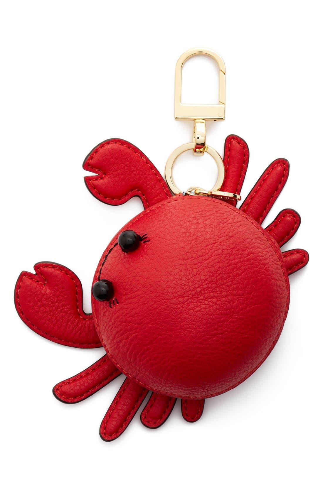 Alternate Image 3  - Tory Burch 'Carl Crab' Coin Pouch Bag Charm