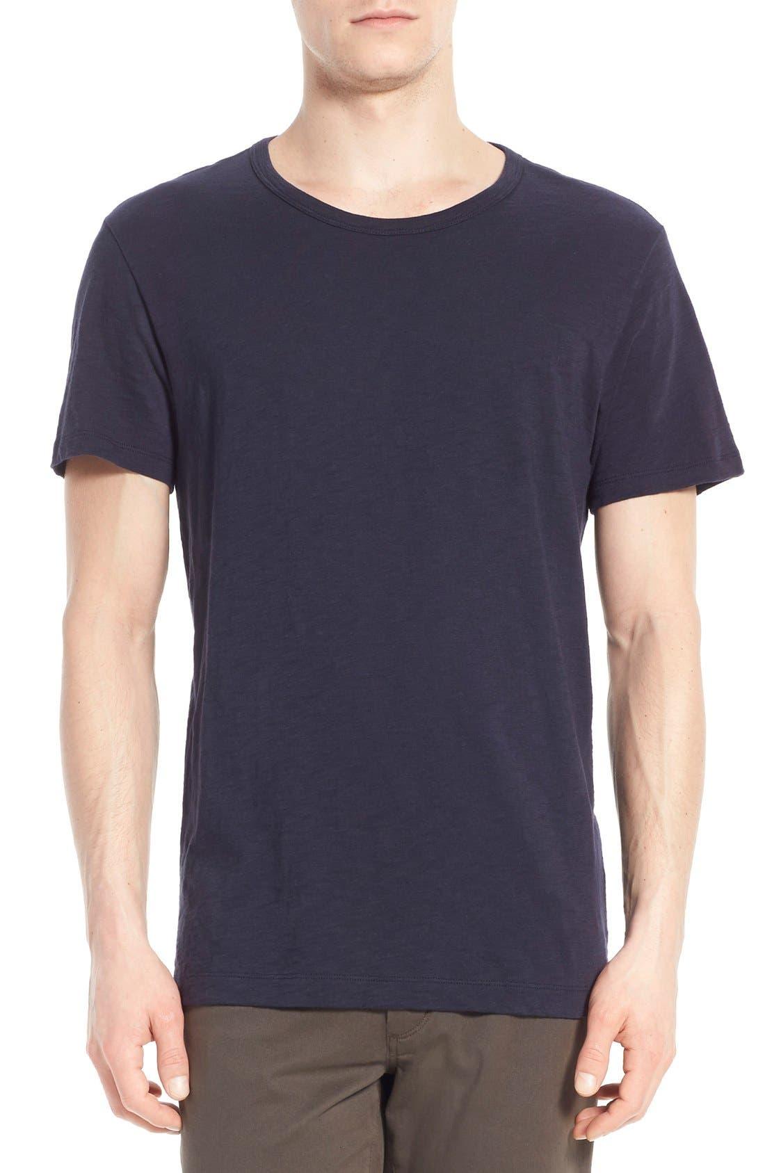 Vince Slub Crewneck T-Shirt
