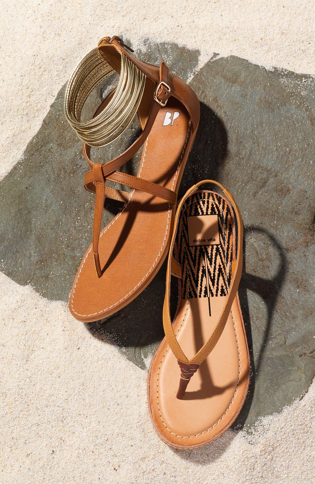Alternate Image 6  - BP. 'Santiago' Flat Sandal (Women)