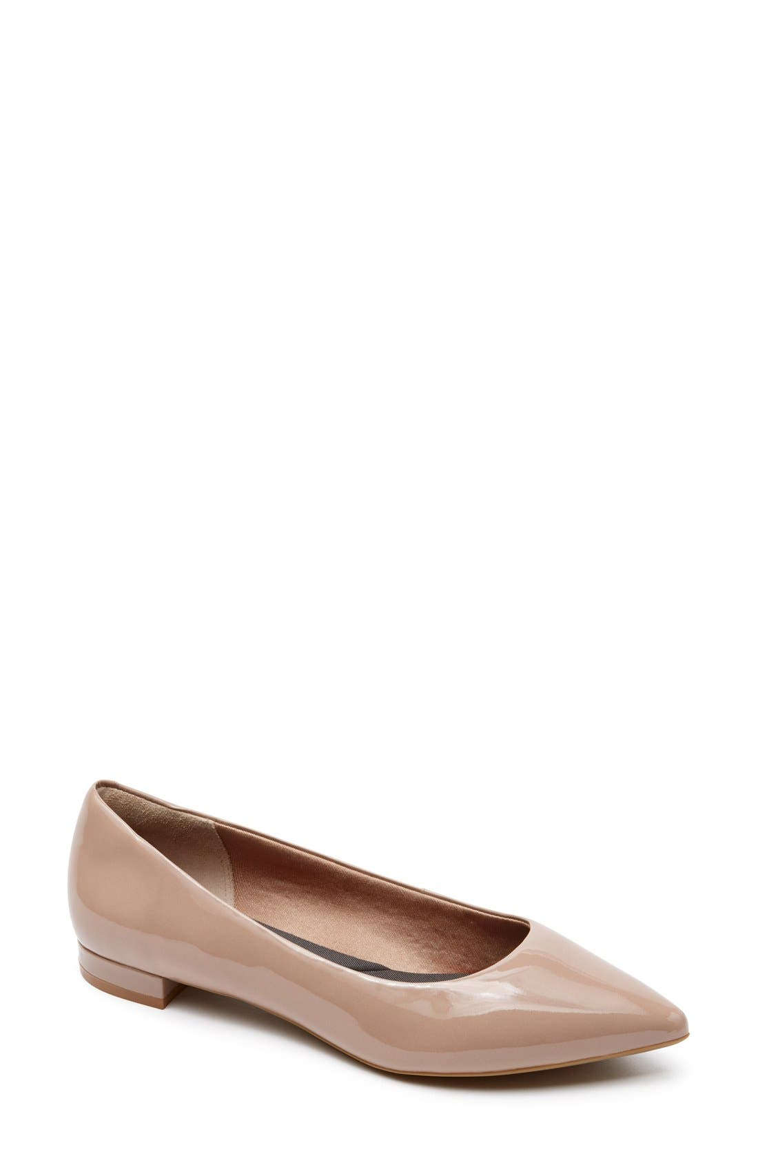 Rockport 'Total Motion - Adelyn' Ballet Flat (Women)