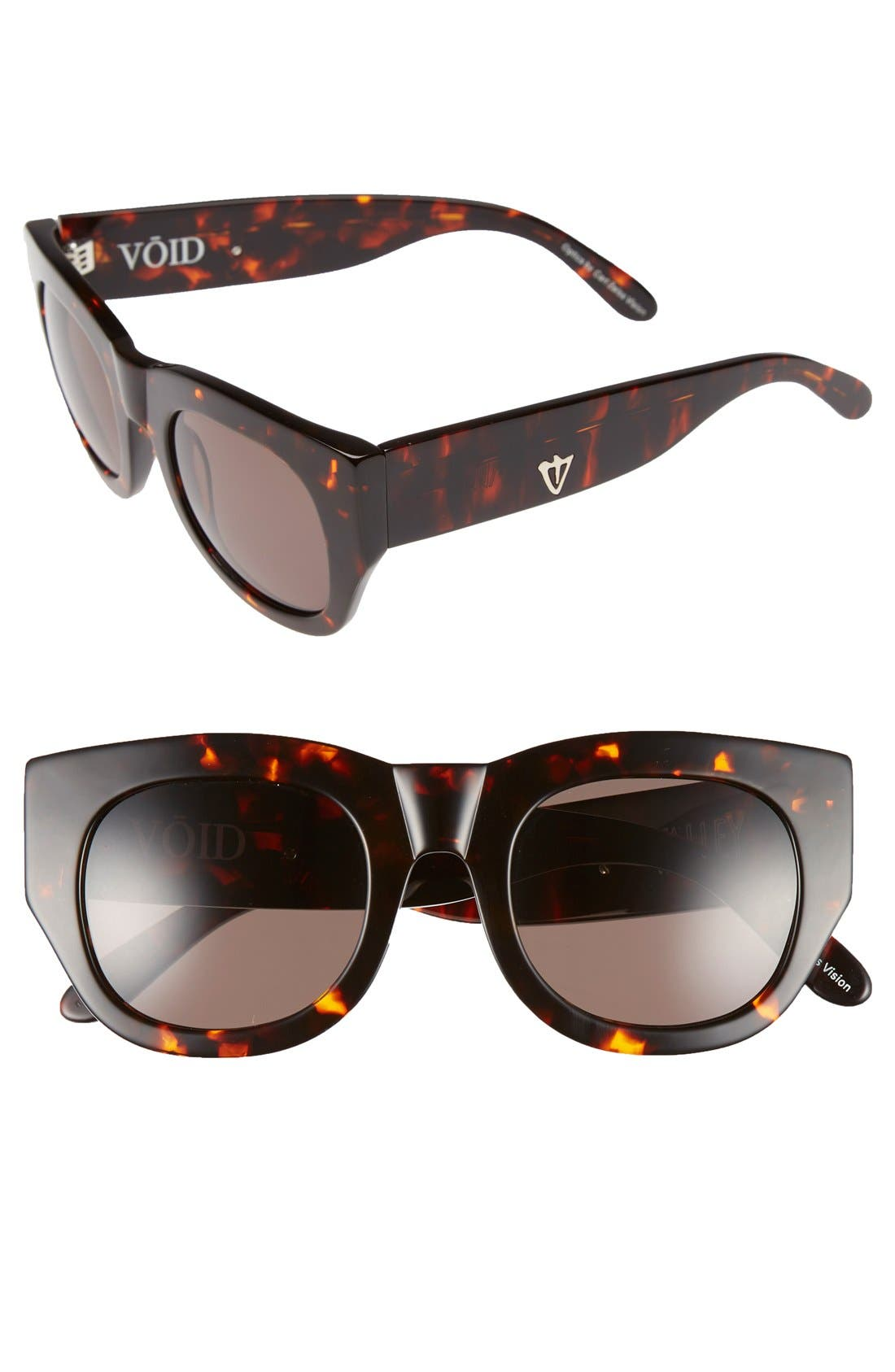 VALLEY Void 50mm Sunglasses
