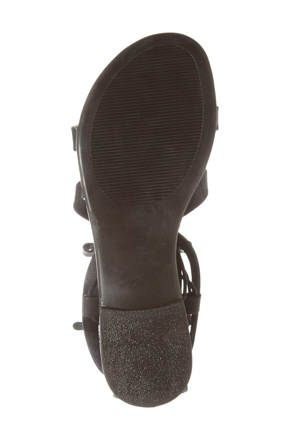 Alternate Image 4  - Steve Madden 'Justeen' Tall Gladiator Sandal (Women)
