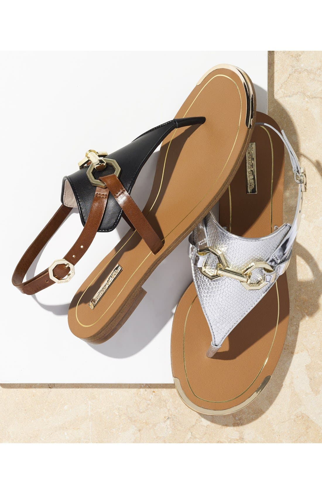 Alternate Image 5  - Louise et Cie 'Rissa' Flat Sandal (Women)