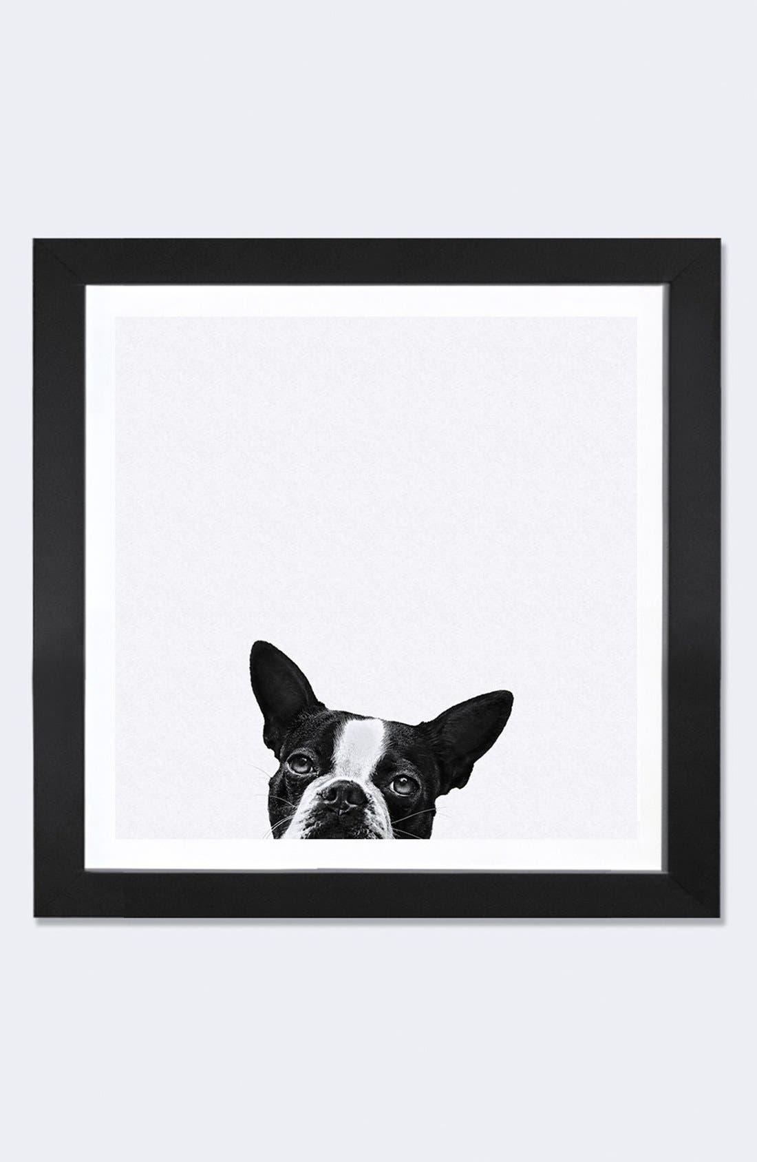 iCanvas 'Loyalty' Framed Fine Art Print