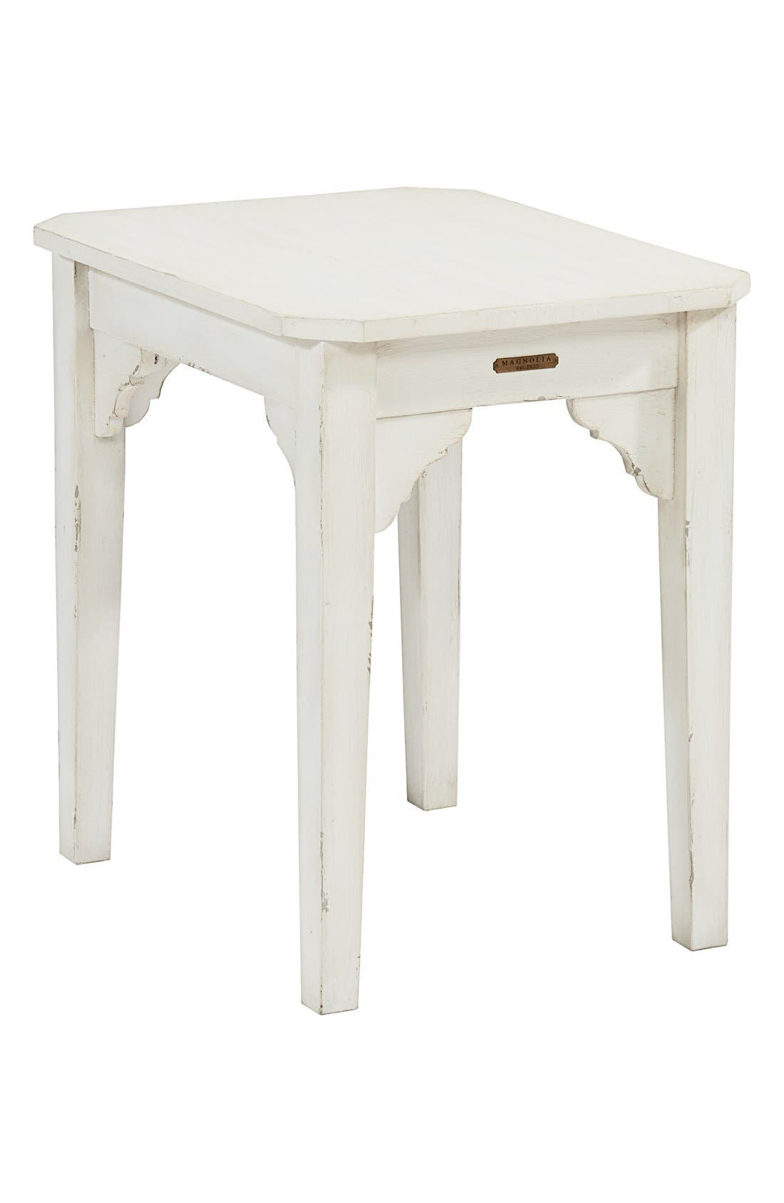 Magnolia Home Farmhouse End Table