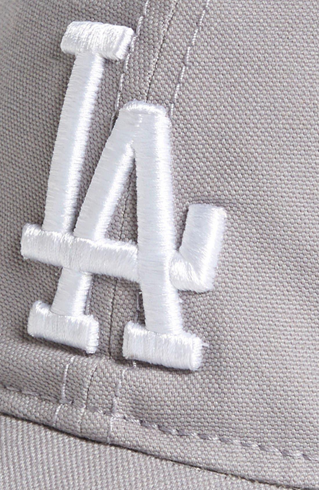 Alternate Image 2  - New Era Cap 'Core Shore - Los Angeles Dodgers' Baseball Cap