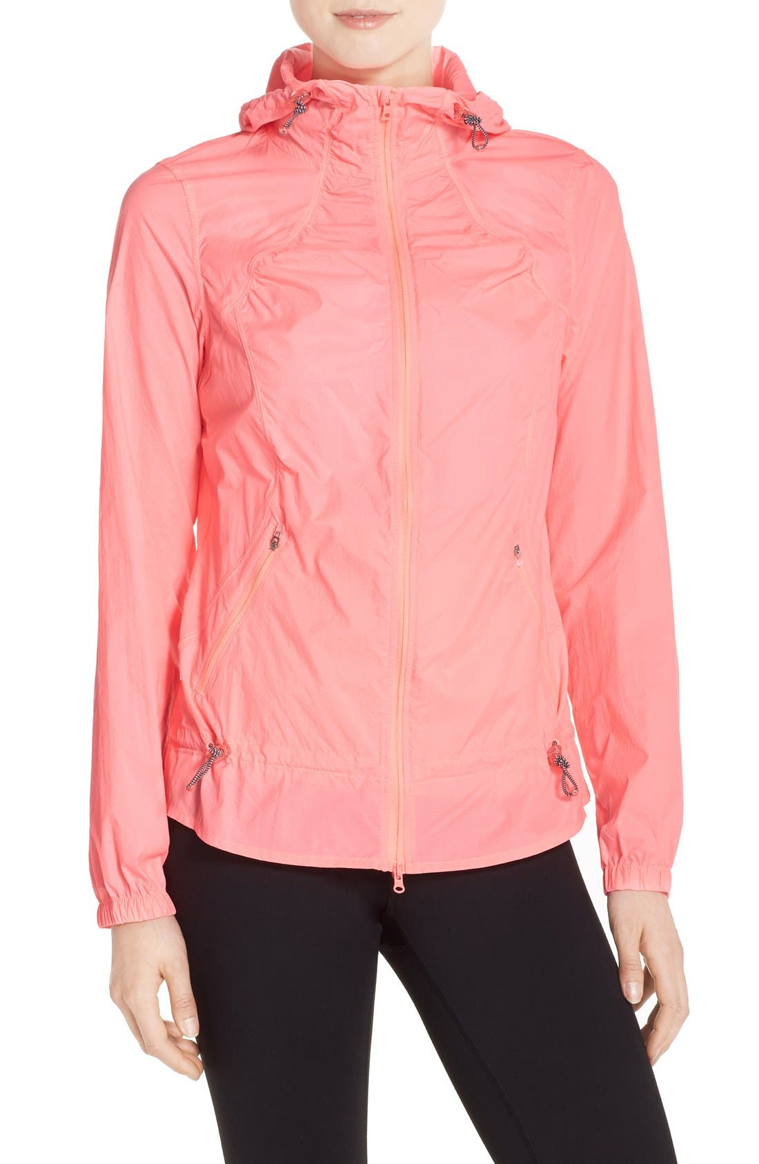 Main Image - Zella 'Euphoria' Windbreaker Jacket