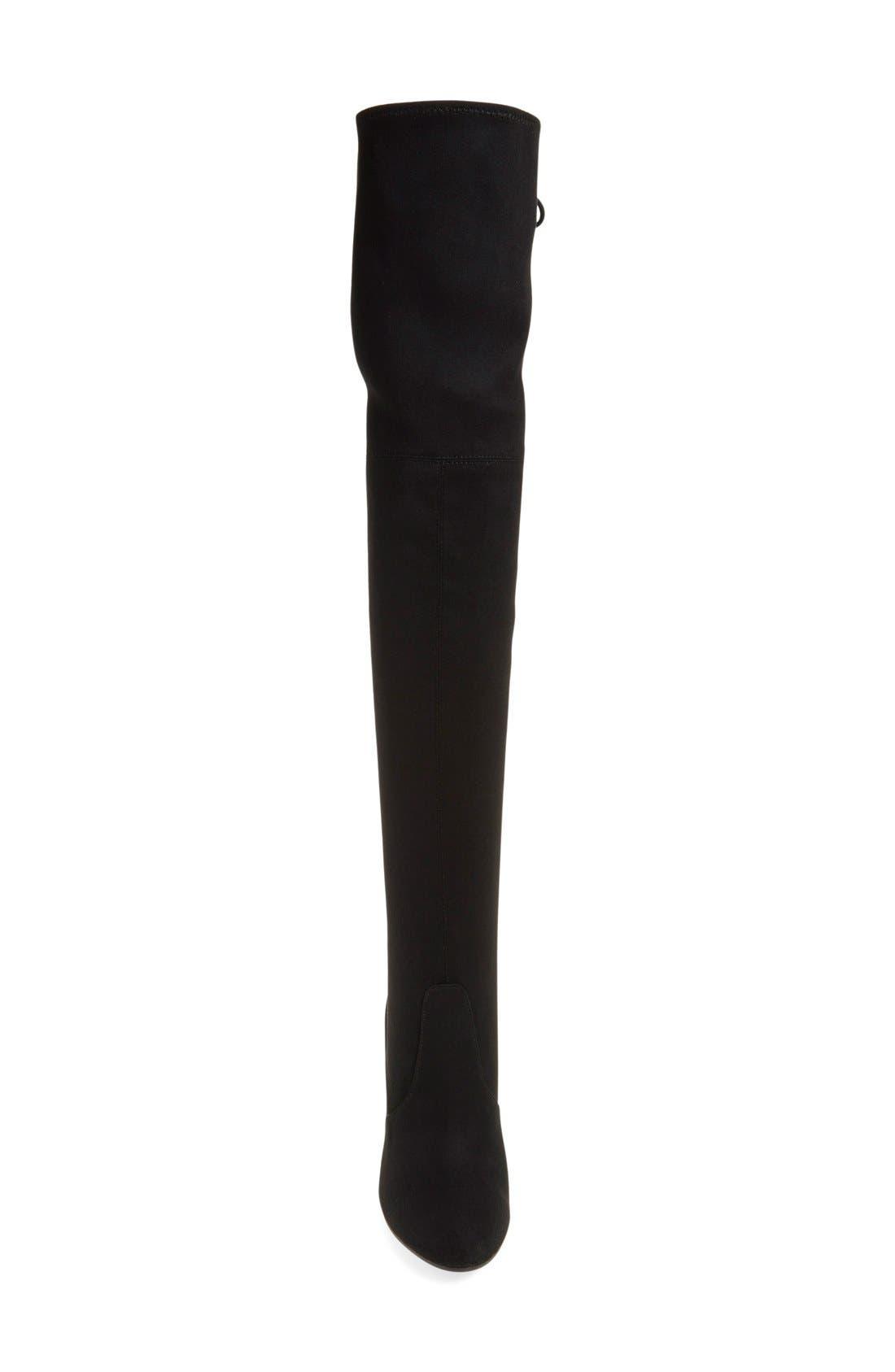 Alternate Image 3  - Steve Madden 'Gleemer' Over the Knee Boot (Women)