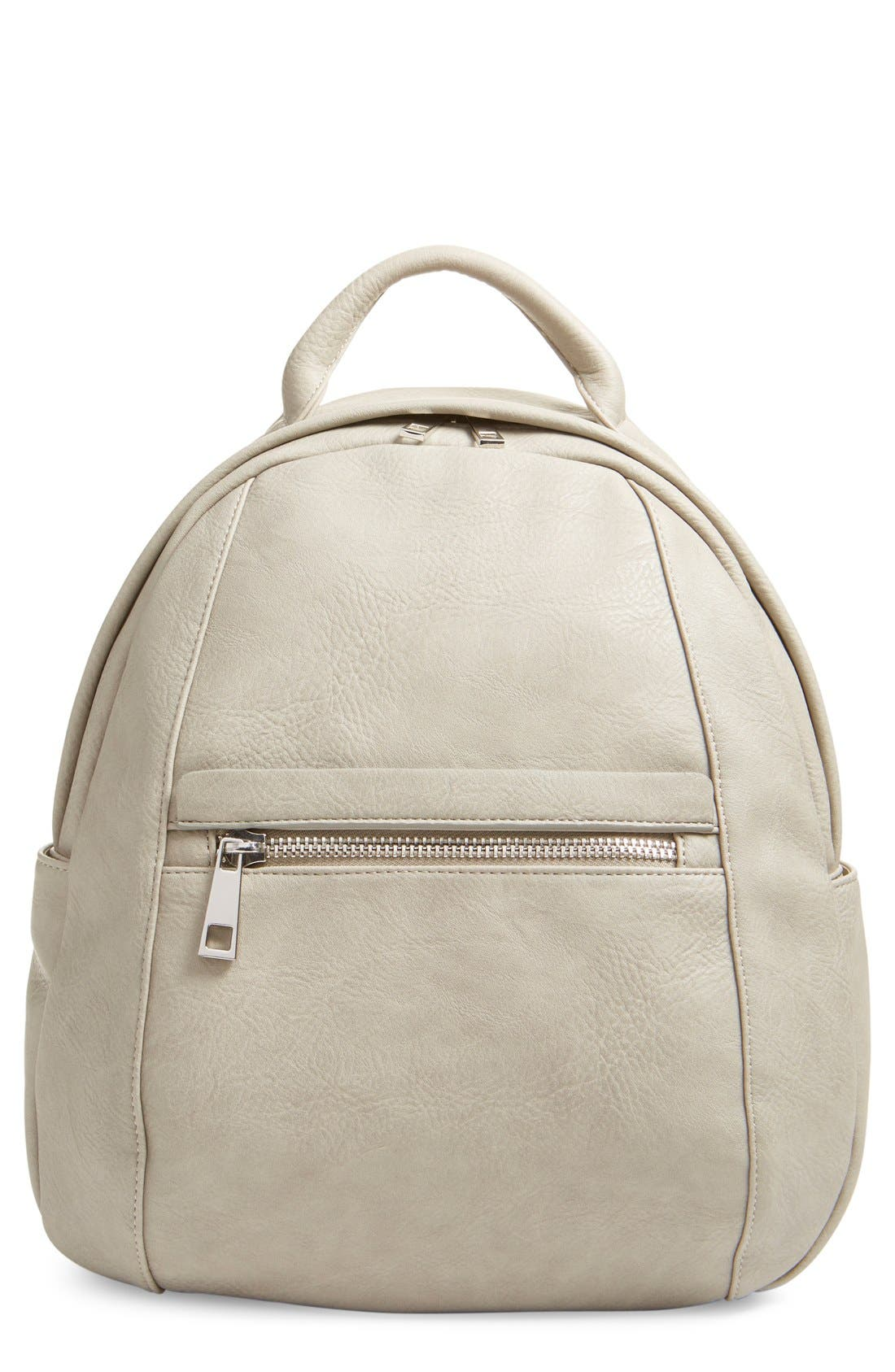Main Image - BP. Faux Leather Backpack