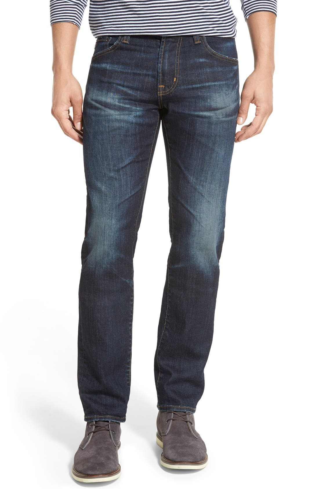 AG Matchbox Slim Fit Jeans