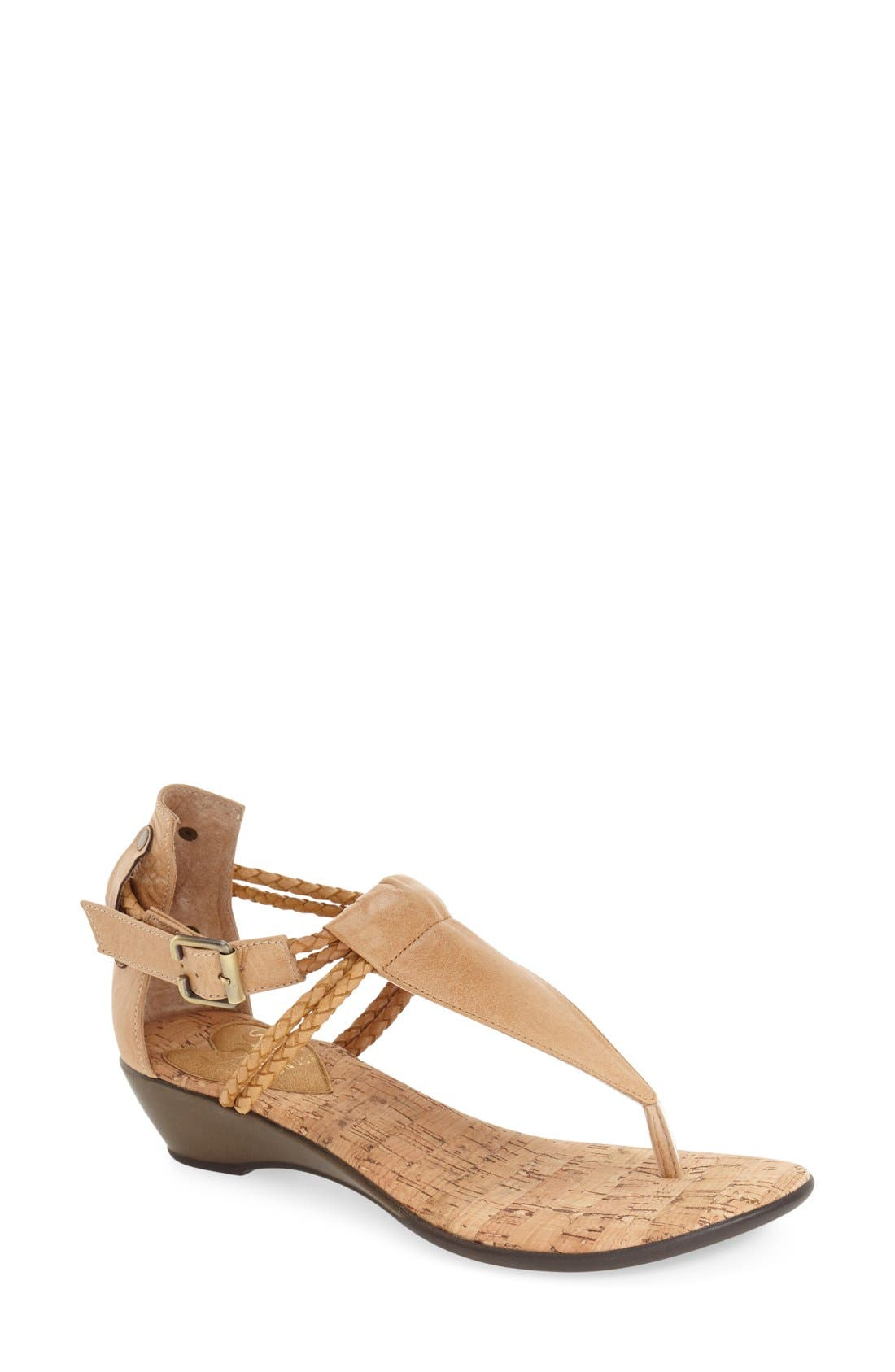 LOVE AND LIBERTY 'Crystal' Sandal