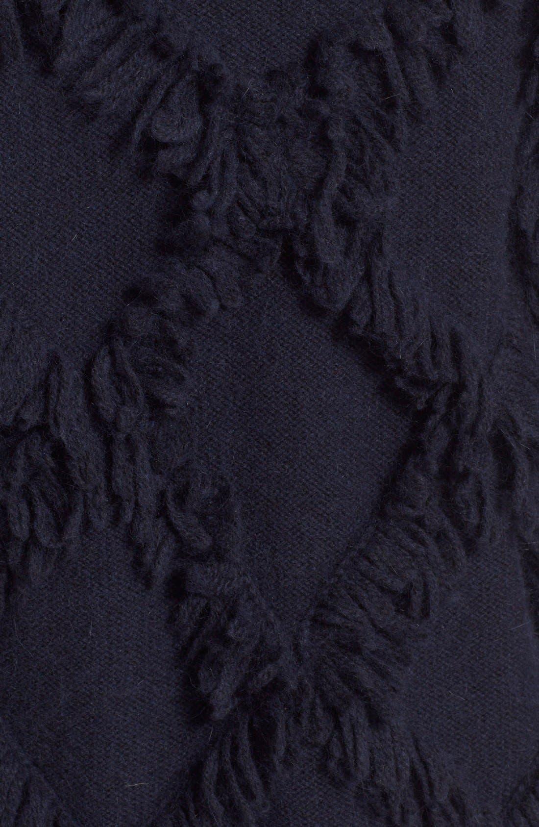 Alternate Image 5  - Rebecca Taylor Fringe Pullover Sweater