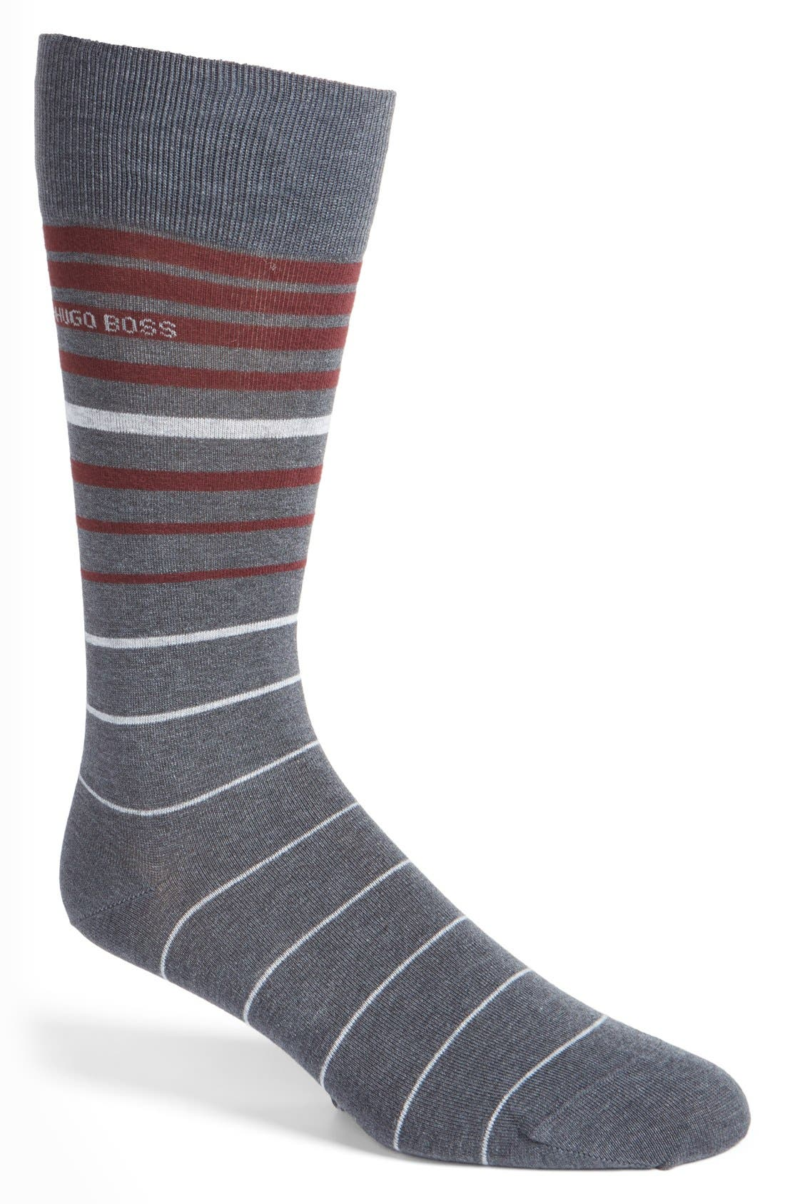BOSS Stripe Socks