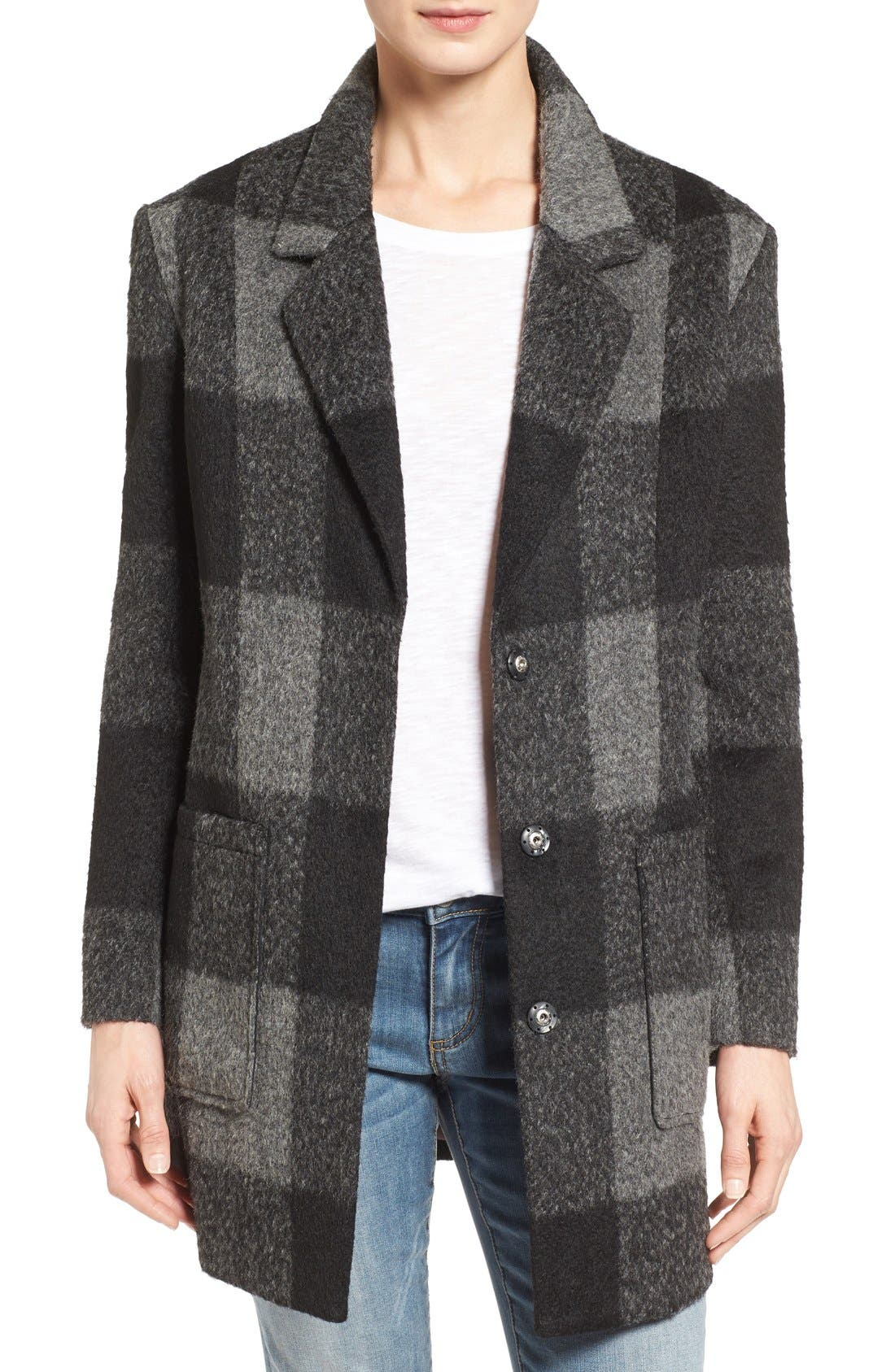 Alternate Image 1 Selected - Levi's® Plaid Jacket