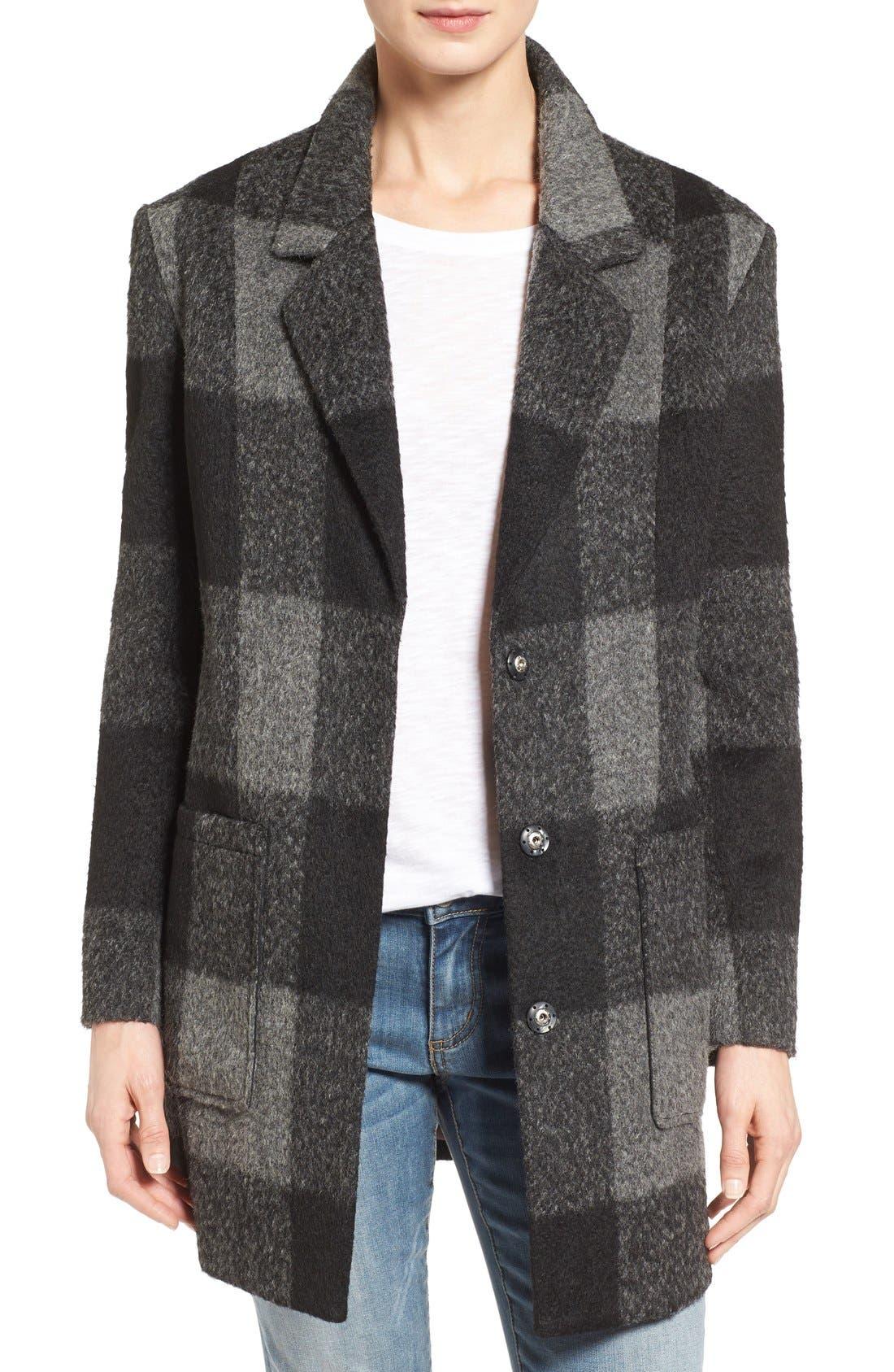 Main Image - Levi's® Plaid Jacket