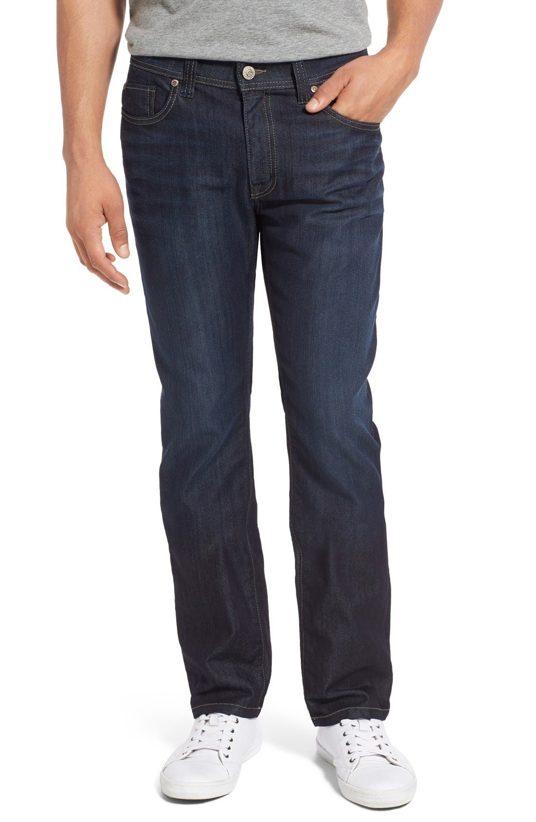 FIDELITY DENIM 'Jimmy' Slim Straight Jeans