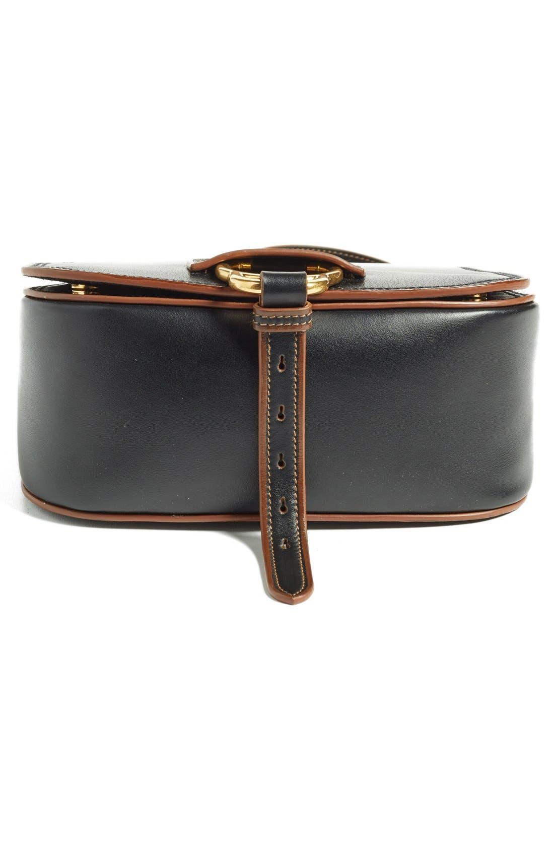 Alternate Image 6  - Miu Miu 'Dahlia' Goatskin Leather Saddle Bag
