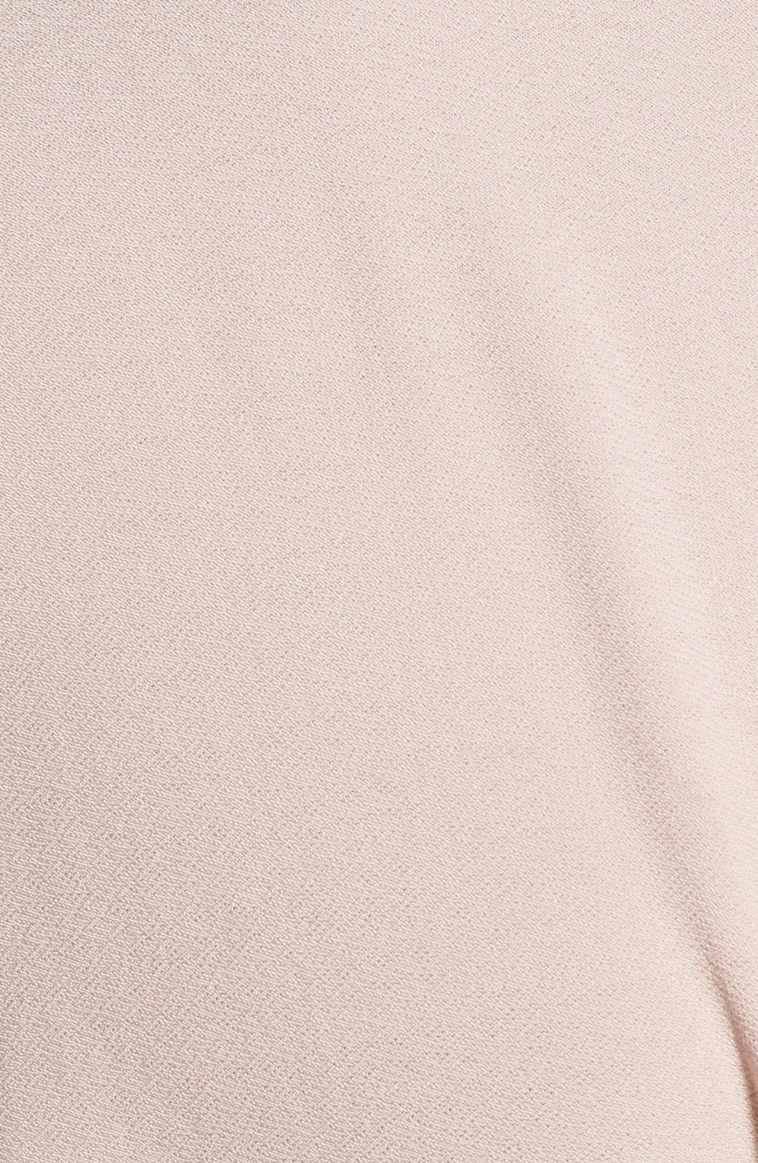 Alternate Image 4  - Leith Tie Front Crop Top