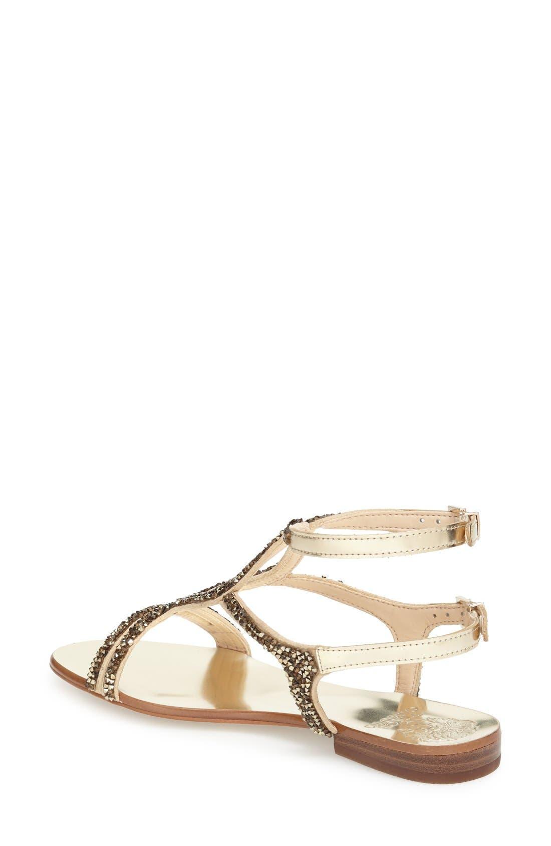 Alternate Image 2  - Vince Camuto 'Jacinta' Ankle Strap Sandal (Women)