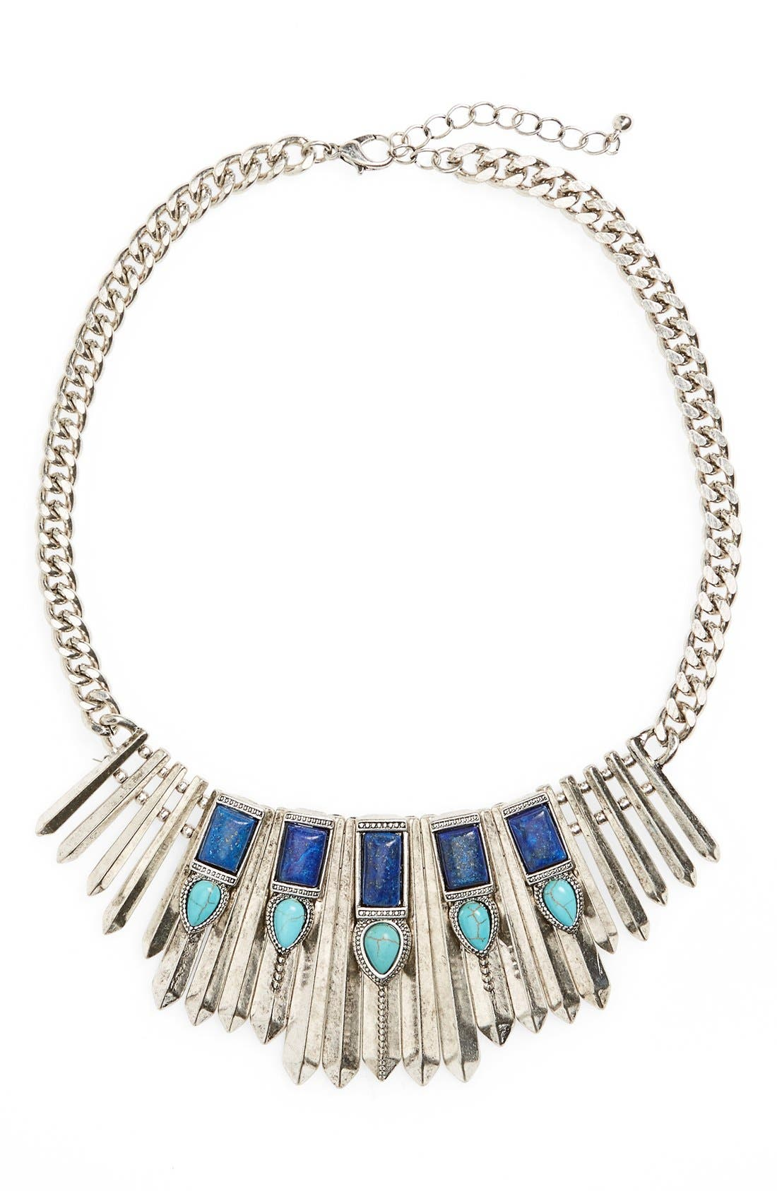 Alternate Image 1 Selected - Sole Society Statement Collar Necklace