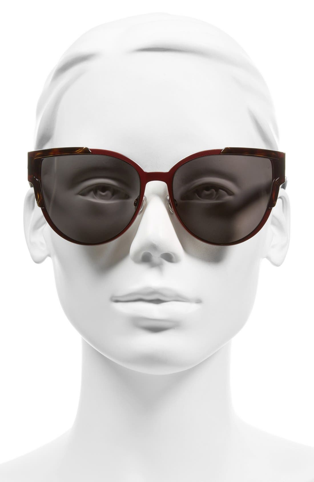 Alternate Image 2  - Dior Wildly Dior 60mm Cat Eye Sunglasses