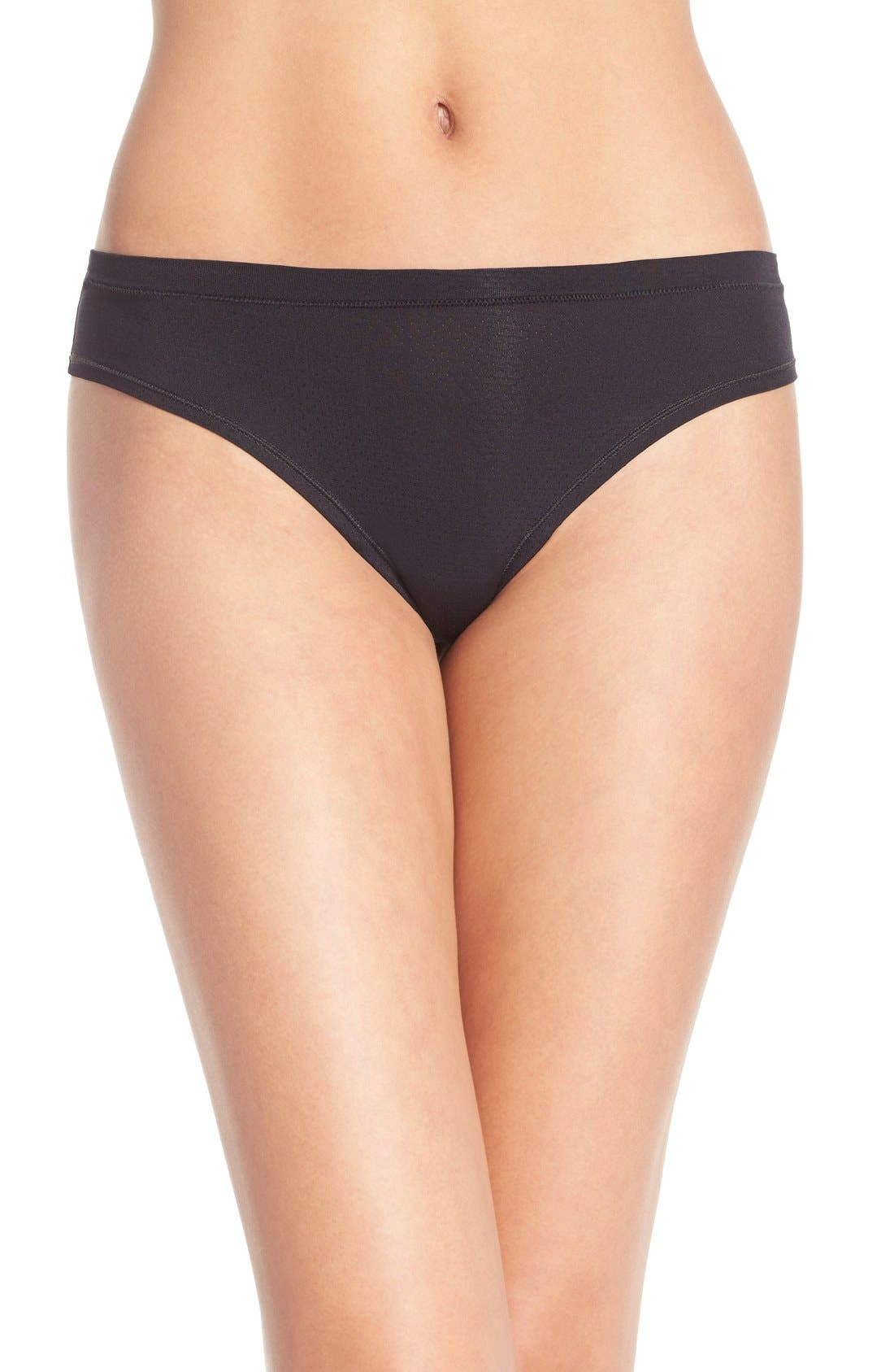 Zella Body Perforated Active Thong (4 for $30)