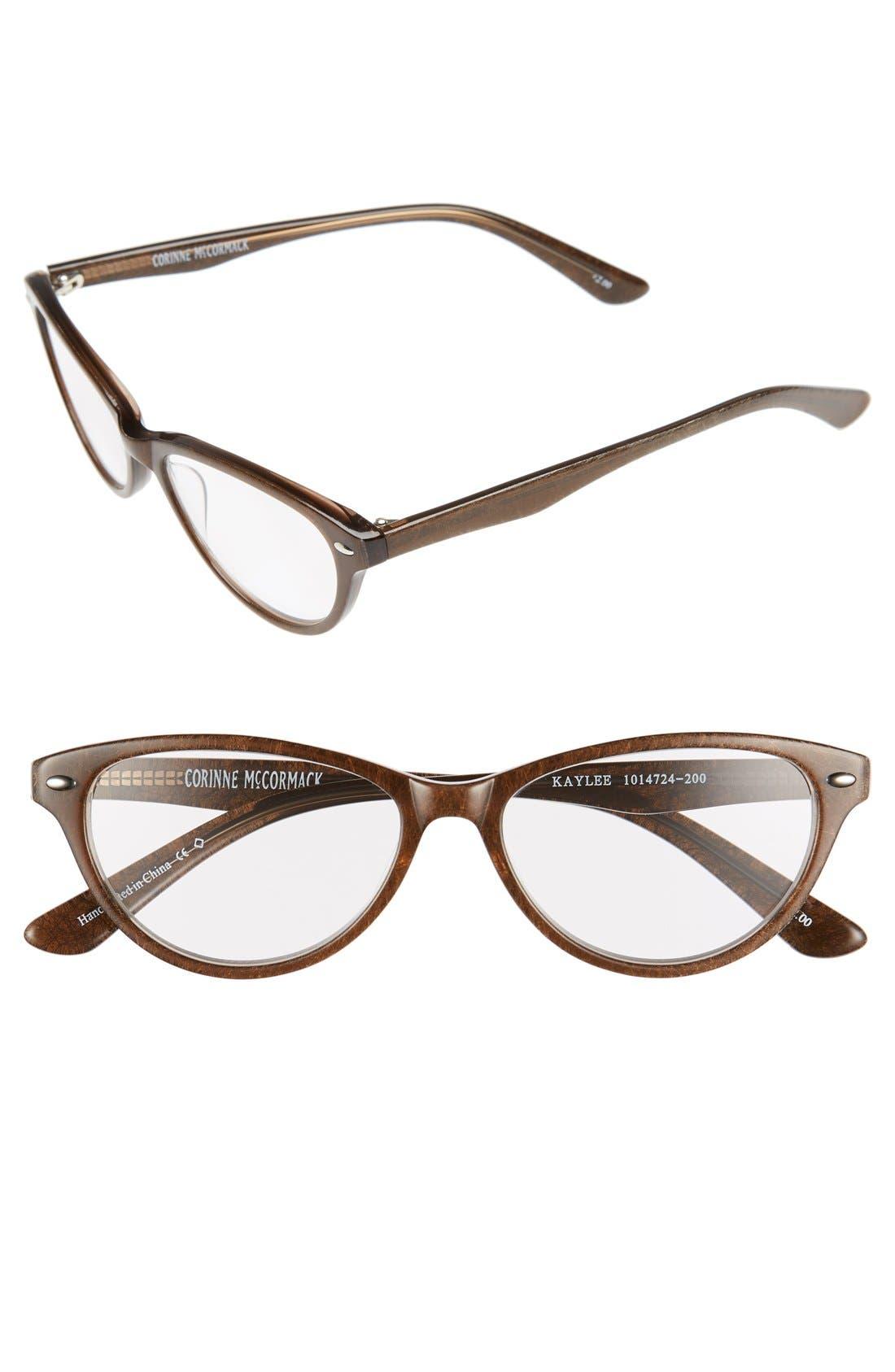 corinne mccormack 53mm reading glasses nordstrom