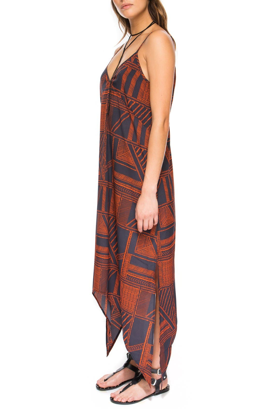 Alternate Image 4  - The Fifth Label 'Lost Paradise' Print Maxi Dress