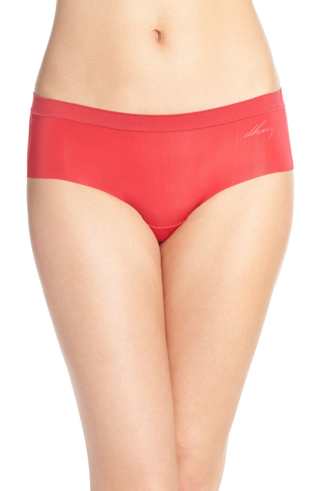 Alternate Image 1 Selected - DKNY 'Fusion' Hipster Briefs