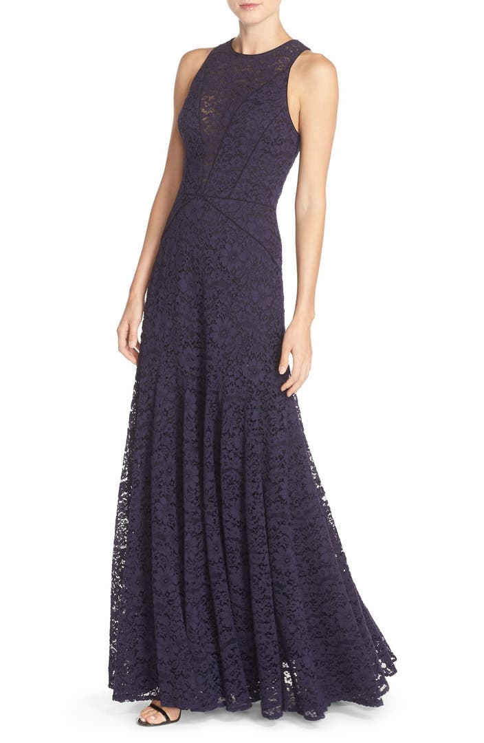 Vera wang lace gown nordstrom for Boutique en ligne vera wang