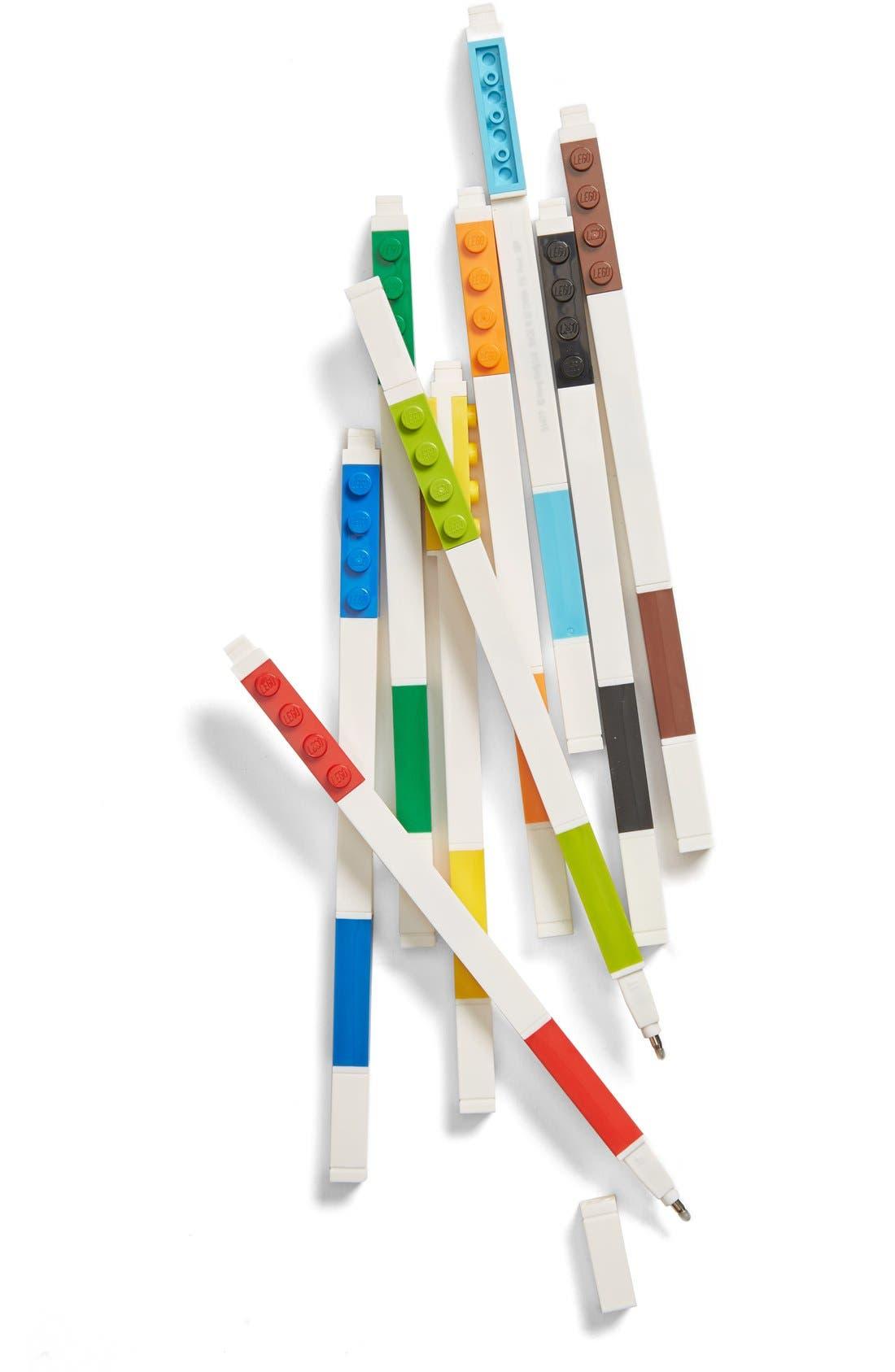 LEGO® Gel Pens (9-Pack)