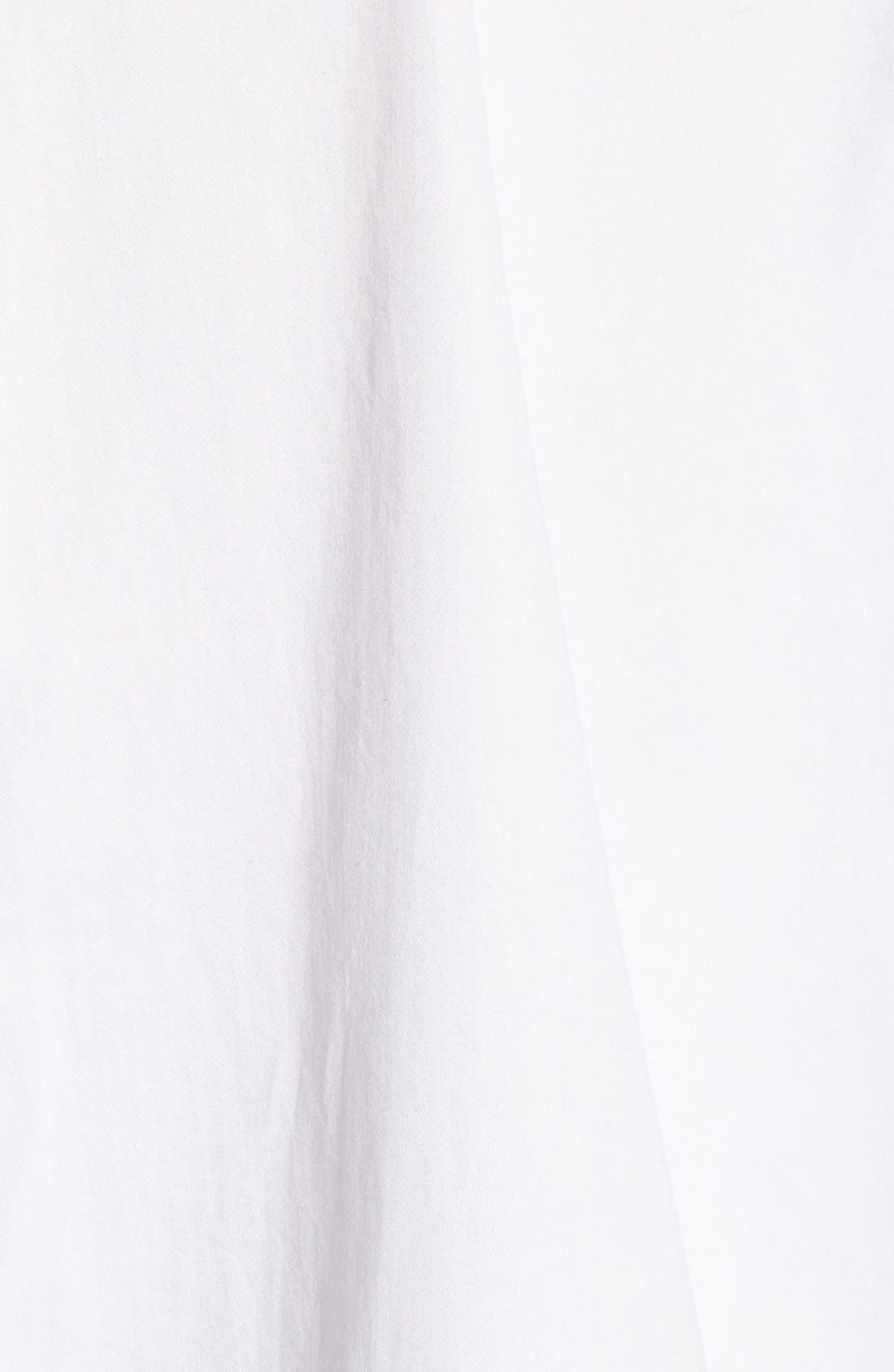 Alternate Image 5  - KENDALL + KYLIE Back Lace-Up Shirt