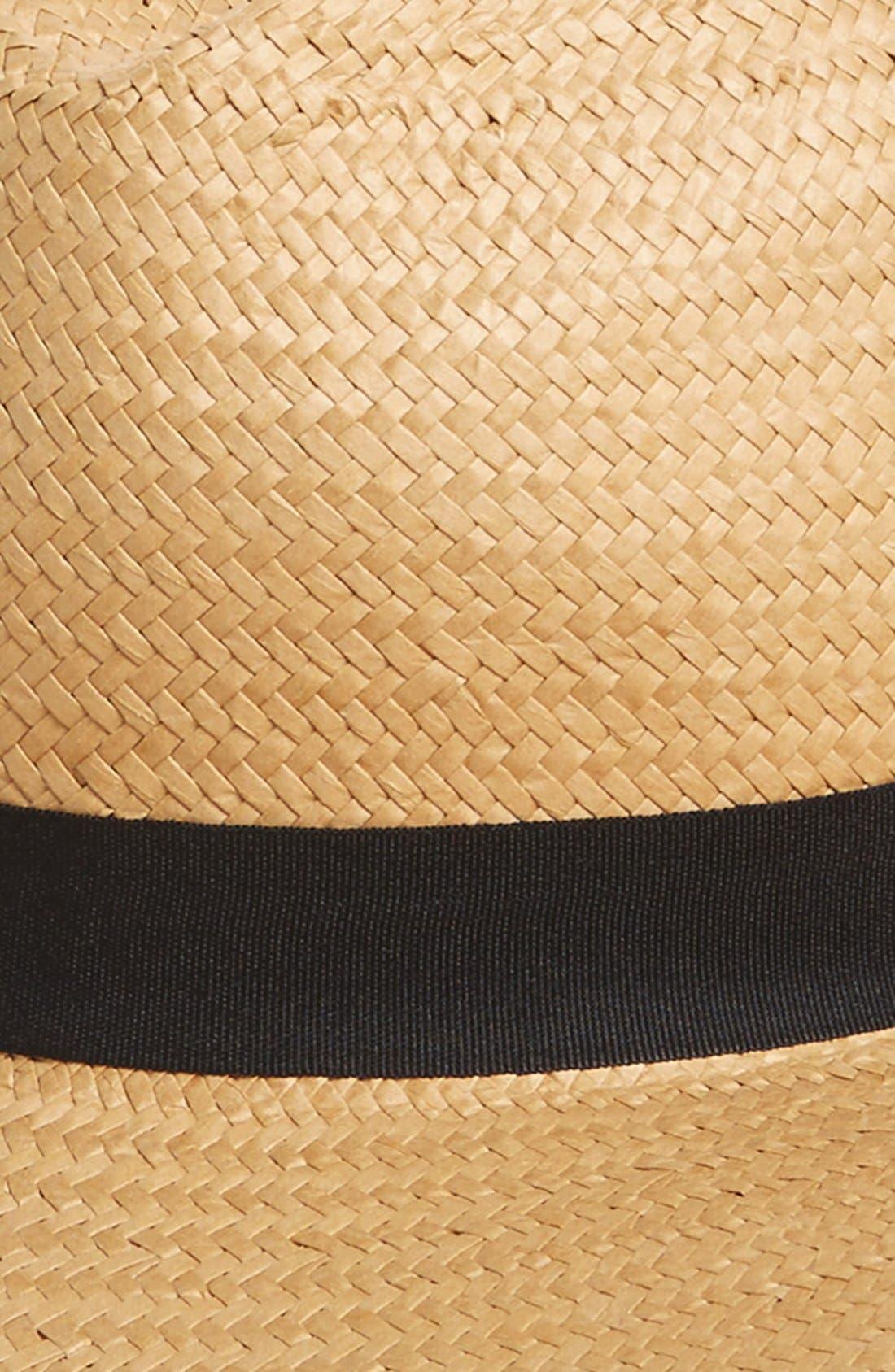 Alternate Image 2  - Phase 3 Straw Panama Hat