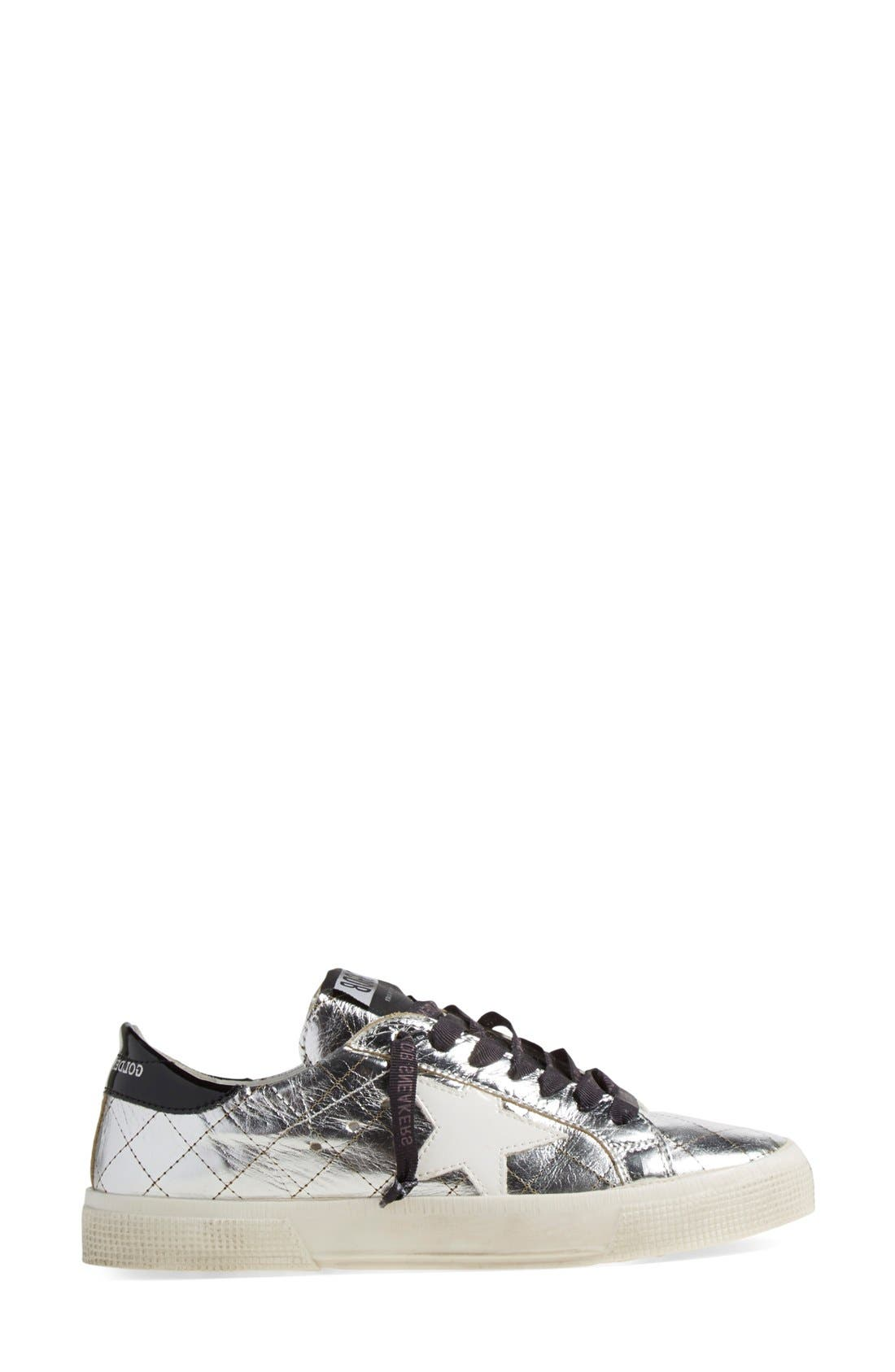 Alternate Image 4  - Golden Goose 'May' Low Top Sneaker (Women)