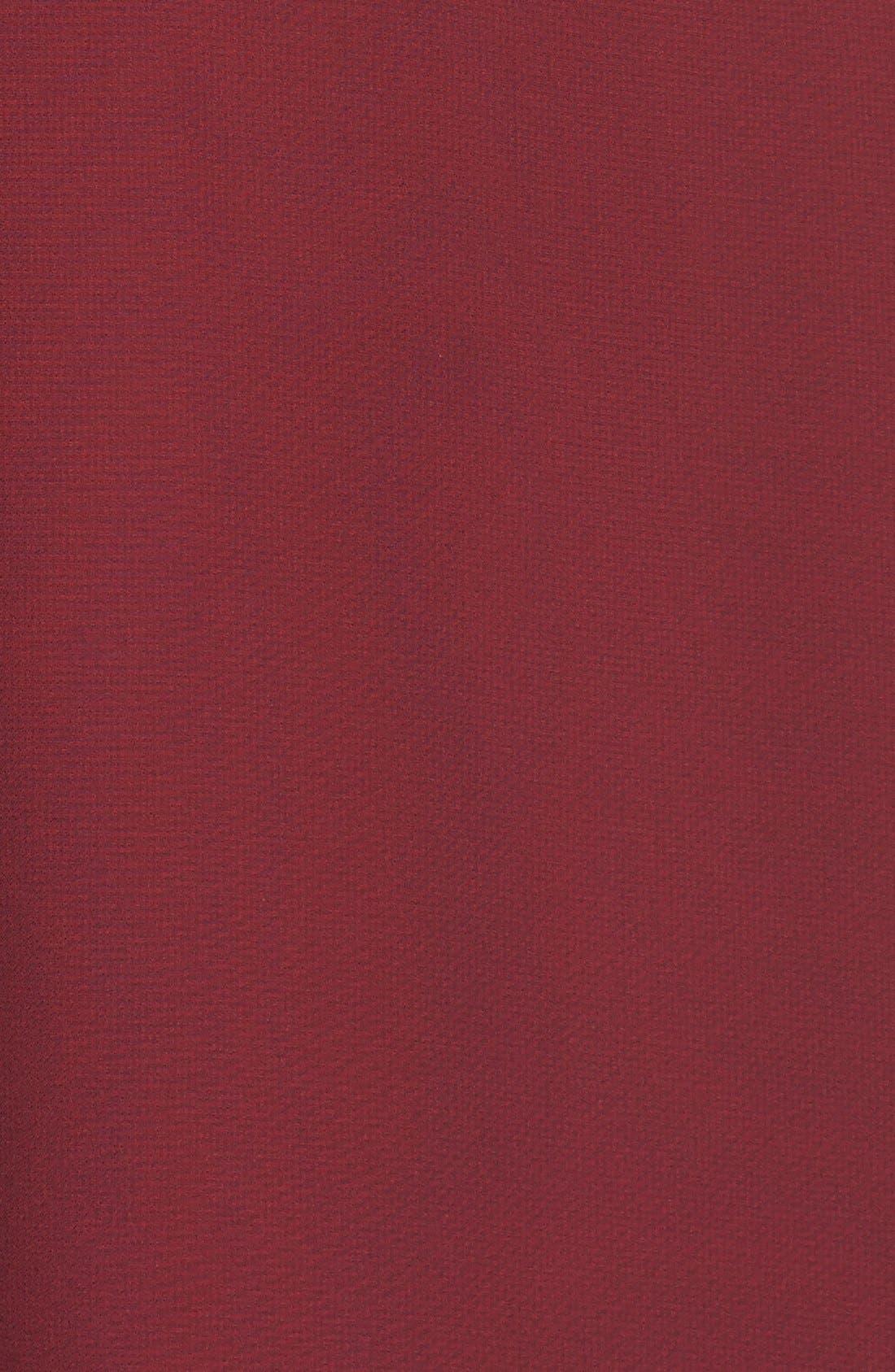 Alternate Image 5  - Adrianna Papell Ruffled A-Line Dress