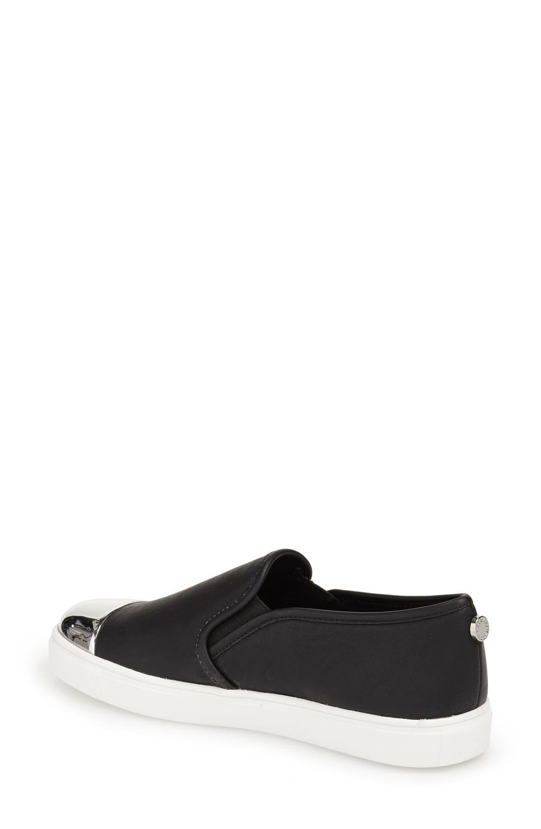 Alternate Image 2  - Steve Madden 'Eleete' Slip On Sneaker (Women)