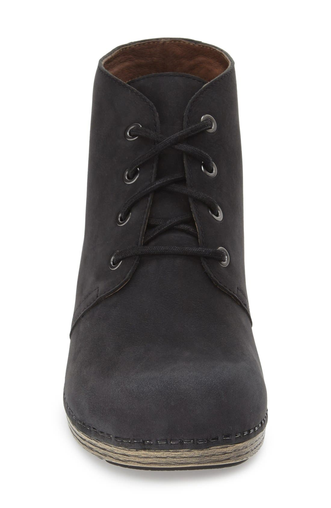 Alternate Image 3  - Dansko 'Meena' Lace-Up Bootie (Women)