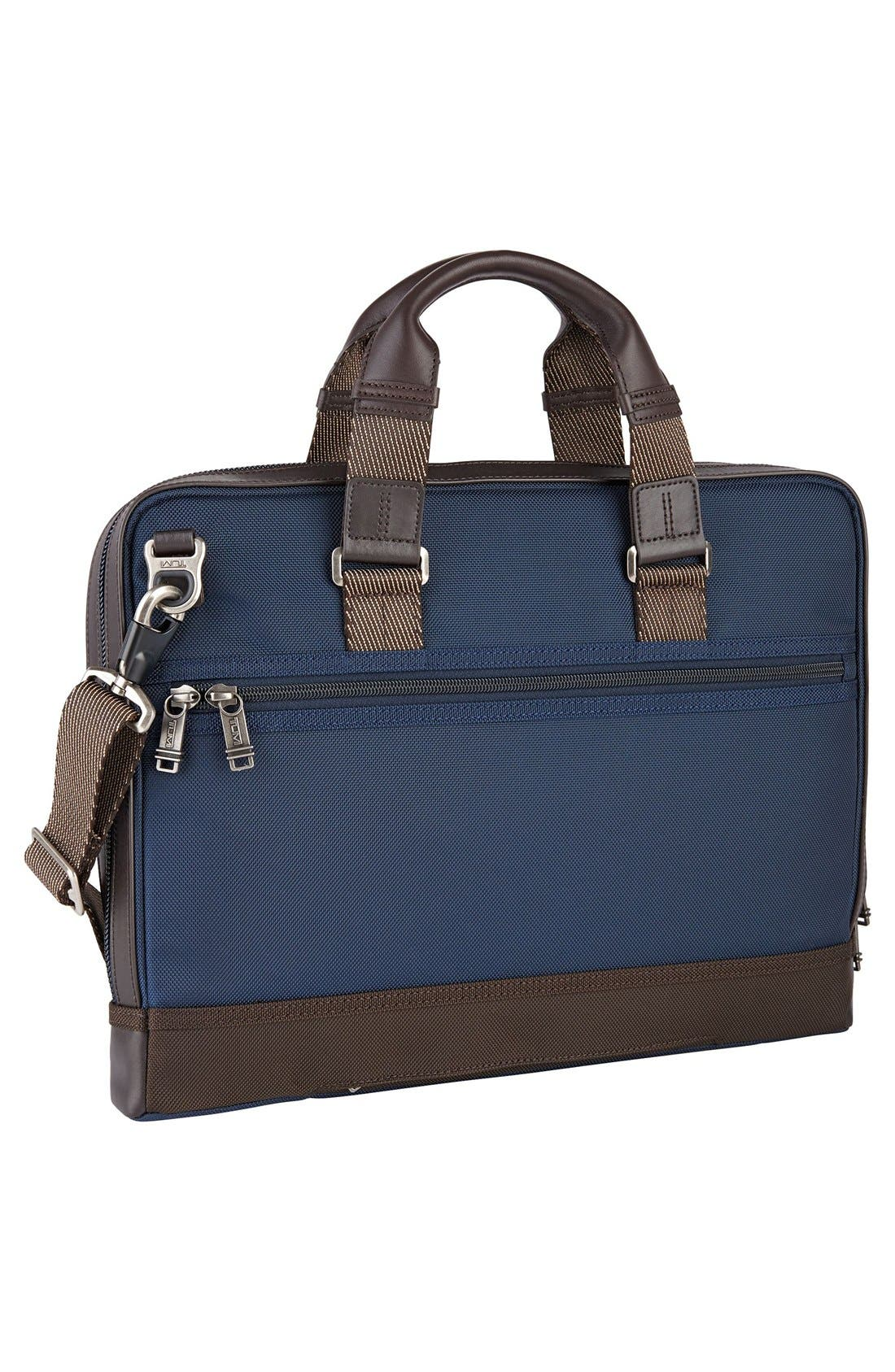 Alternate Image 3  - Tumi 'Alpha Bravo - Andrews' Slim Briefcase