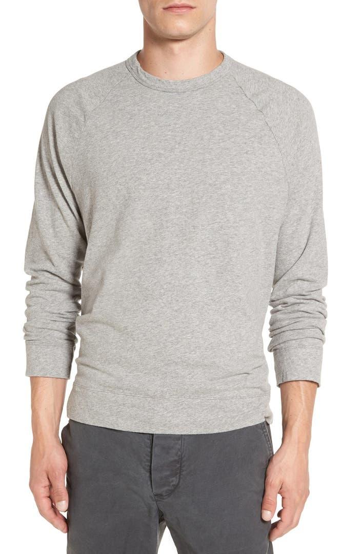 James Perse Long Raglan Sleeve T Shirt Nordstrom