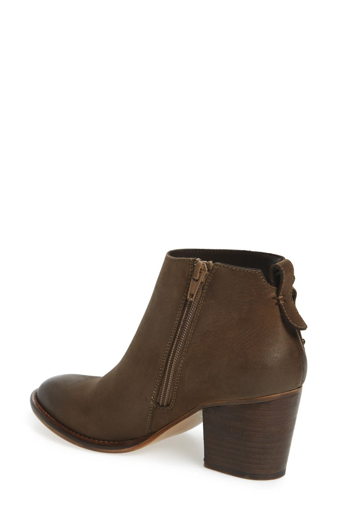 Alternate Image 2  - Blondo 'Nivada' Waterproof Bootie (Women)