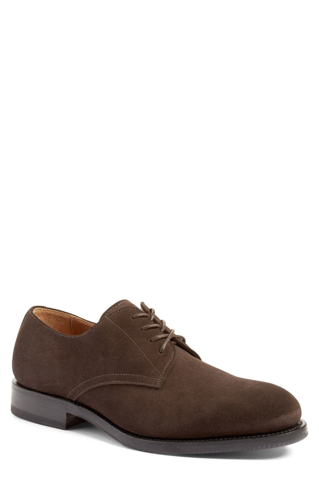AQUATALIA 'Vance' Plain Toe Derby