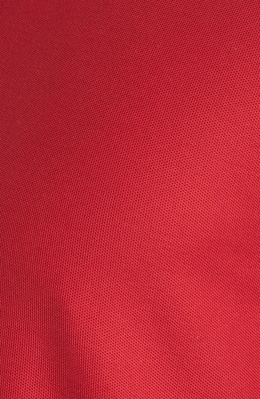 Alternate Image 5  - Nordstrom Men's Shop 'Classic' Regular Fit Piqué Polo (Big)