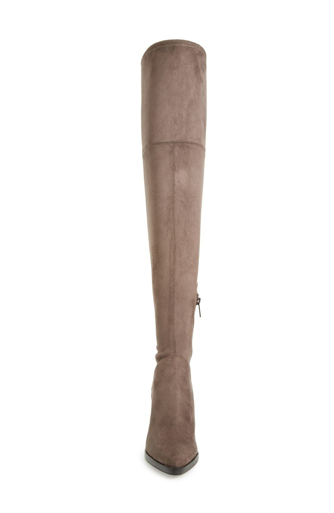 Alternate Image 3  - Marc Fisher LTD 'Alinda' Over the Knee Boot (Women)