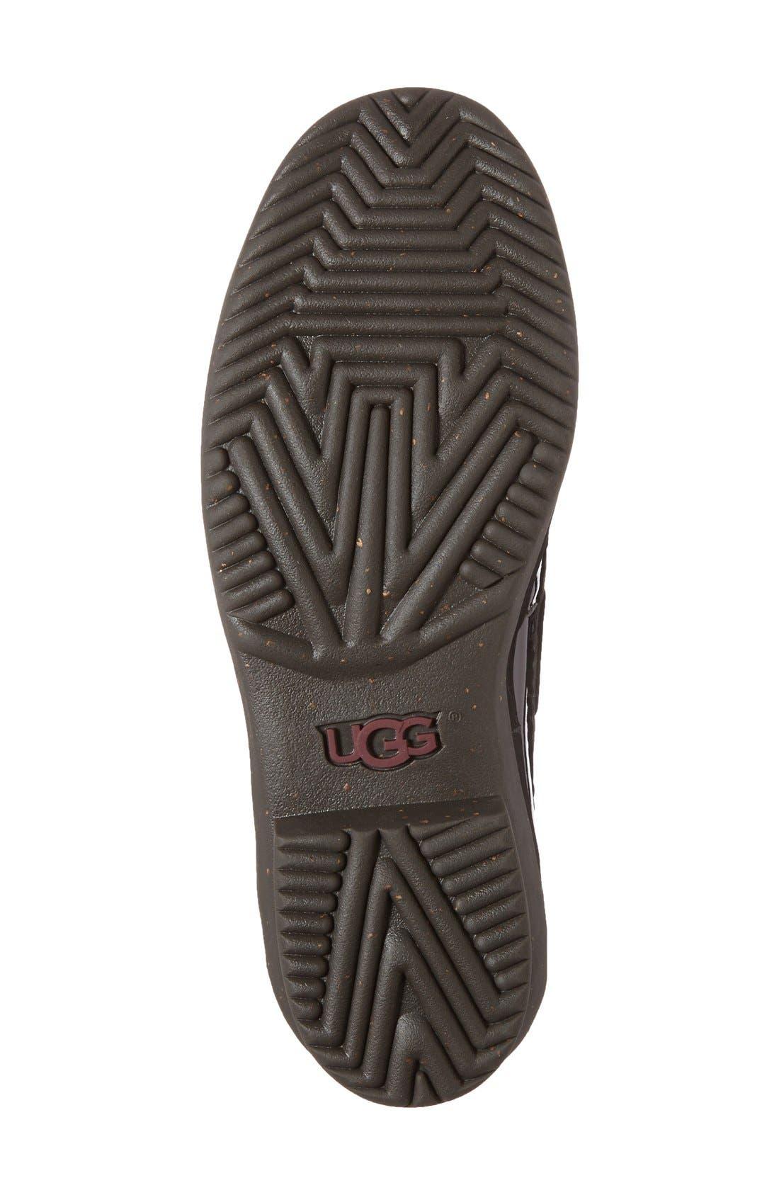 Alternate Image 4  - UGG® Haylie Waterproof Loafer (Women)