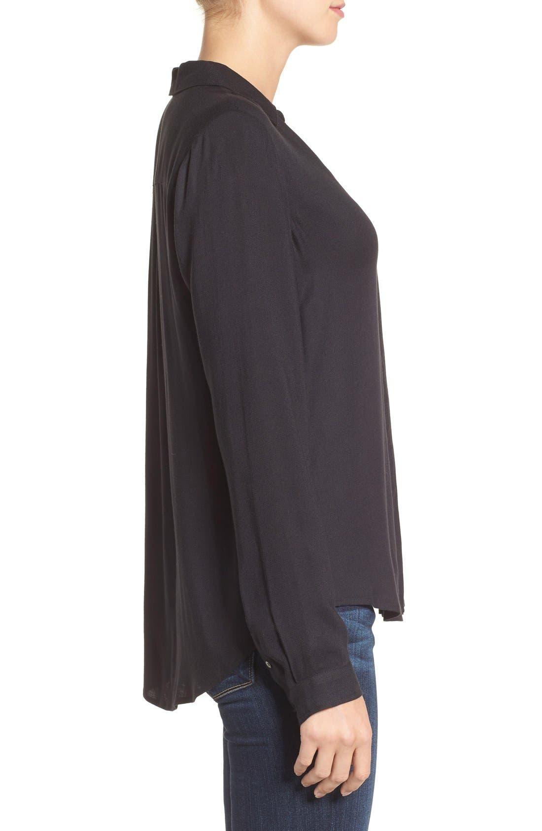 Alternate Image 3  - PAIGE 'Everleigh' Shirt