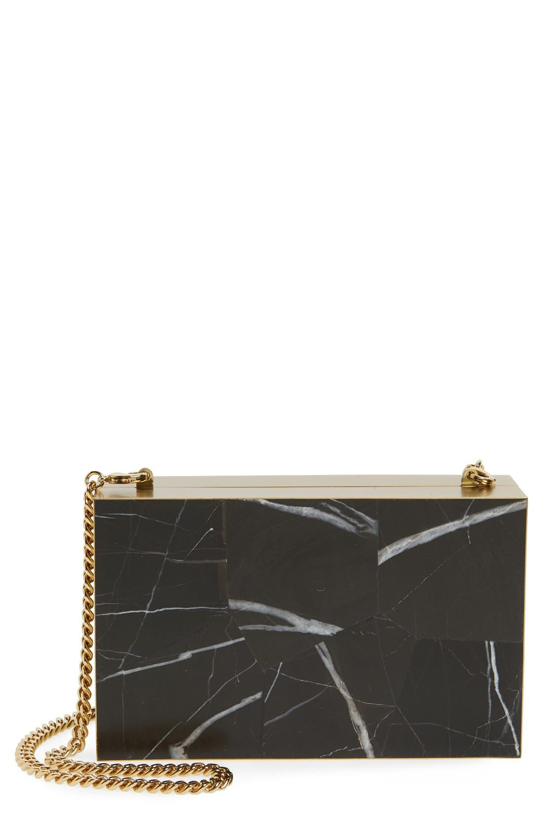 STELLA MCCARTNEY Box Minaudiere