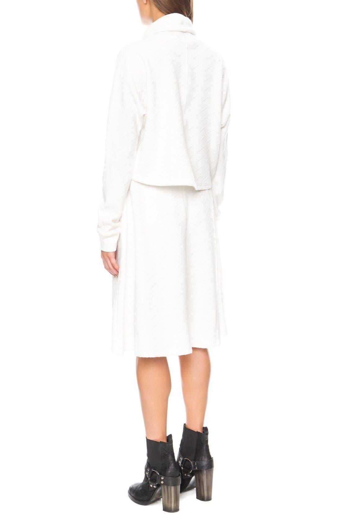 Alternate Image 2  - The Fifth Label 'Passport' Midi Skirt