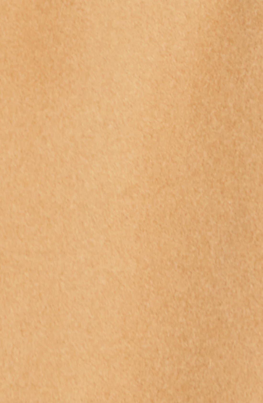 Alternate Image 5  - Diane von Furstenberg Wool Blend Wrap Coat