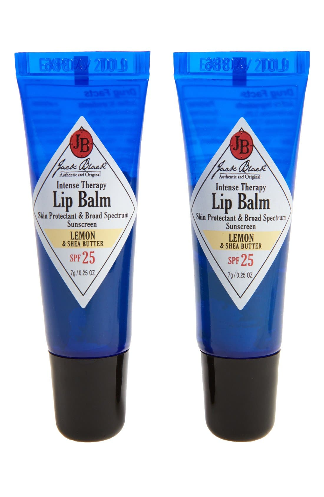 Jack Black Intense Therapy Lip Balm SPF 25 Duo (Nordstrom Exclusive)