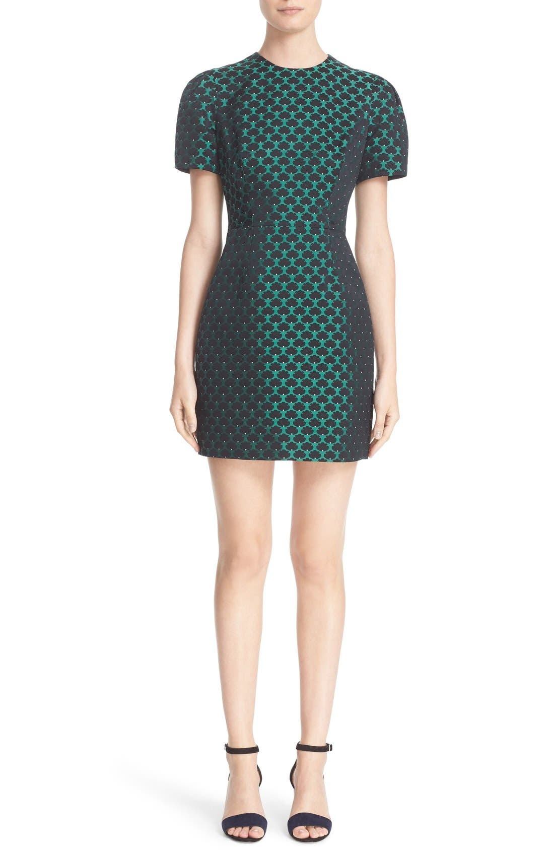 Alternate Image 1  - Mary Katrantzou Cloud Jacquard Dress